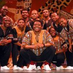 Cam Clarke, Chanty Sanoy, Ladysmith Black Mambazo, Chorus