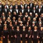 Chorus, David Ogden Stiers, Paul Kandel & Tony Jay