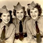 Danny Kaye and The Andrews Sisters