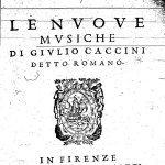 Giulio Caccini & Paul Pritchard
