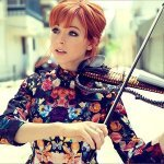 Lindsey Stirling and Shaun Barrowes