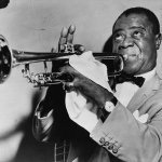 Louis Armstrong and Ella Fitzg