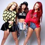 Mejia Sisters feat. Jereme Jay