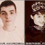 Sergei Rose & Edgar Marden - Black and White