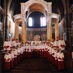 Westminster Cathedral Choir, The Alexander Choir, The Cantorum Choir, David Hill, James O'Donnell